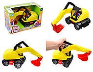 Игрушечная машина М4 «Экскаватор», в красивой упаковке, 249в.1, фото