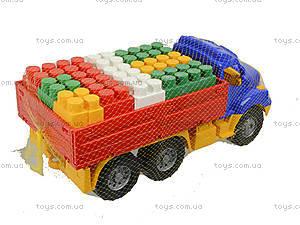 Бортовой грузовик с набором конструктора, 1708, фото