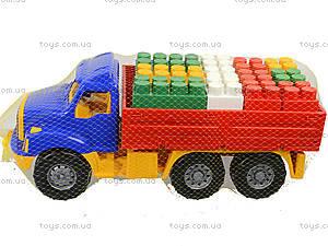 Бортовой грузовик с набором конструктора, 1708, цена
