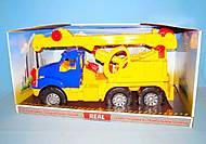 Машина «Магирус» с краном, cp0030501036