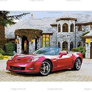 Машина Мечты, картина по номерам, КН1043
