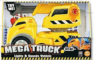Подъемный кран Mega truck, K12141-4