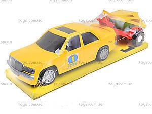 Автомобиль «Мерс» с прицепом, 39003, цена