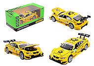 Машина АВТОПРОМ BMW M3 DTM, 7854, купить