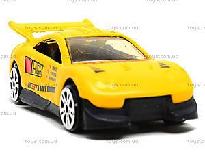 Машина металлическая детская, 89632, купить
