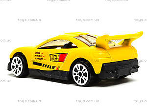 Машина металлическая детская, 89632, цена