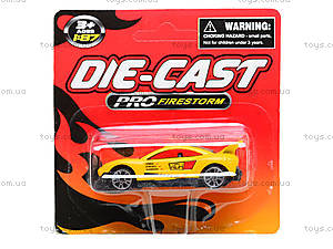 Машина металлическая детская, 89632, игрушки