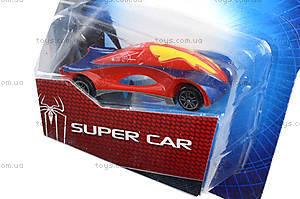 Машина инерционная Super Car металлическая, 5136-1, отзывы