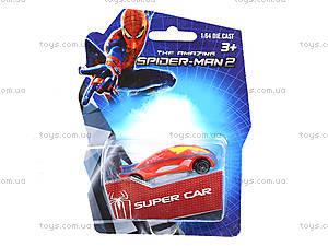 Машина инерционная Super Car металлическая, 5136-1, цена