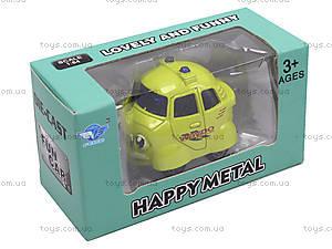 Машина металлическая Fun Car, JP008, отзывы