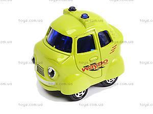Машина металлическая Fun Car, JP008, игрушки