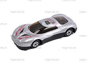 Машина металлическая для мальчиков, JP0012, отзывы
