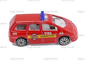 Машина металлическая для ребенка, JP040, купить