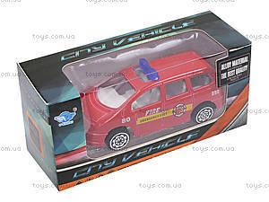 Машина металлическая для ребенка, JP040, игрушки