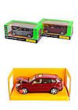 """Машина металлическая """"АВТОПРОМ"""", 1:24 """"Porsche Cayenne S"""", 2 цвета, 68241A, фото"""