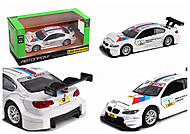 Машина металл 1:42 BMW M3 DTM, 4314, отзывы