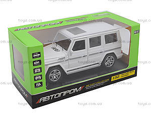 Машина серии «АВТОПРОМ», звук и свет, 3201G, купить