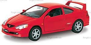 Металлическая модель машины «Honda Integra Type-R», KT5053W