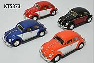 Коллекционная модель VW Classical Beetle, KT5373W, отзывы