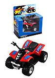 Машина SMART ATV квадрик, KS3506W