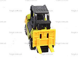 Детская Машина металлическая «Стройтехника», SQ80992-12, фото