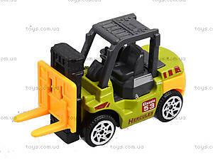 Детская Машина металлическая «Стройтехника», SQ80992-12, игрушки