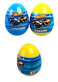 Машина металлическая в яйце, 7801HW, купить