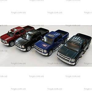 Машина металлическая Chevrolet Silverado, KT5381W, купить
