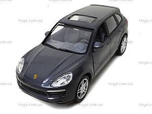 Машина Porshe Сayenne 3 с подсветкой, 6339, купить
