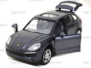Машина Porshe Сayenne 3 с подсветкой, 6339, toys.com.ua