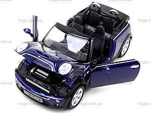 Машина Mini Cooper S Cabrio, 22461W, фото