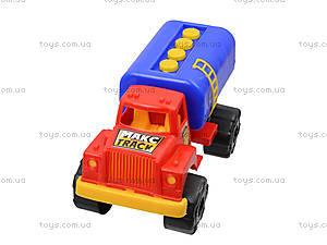 Машина-молоковоз, 5191, toys.com.ua