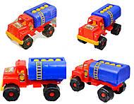 Машина-молоковоз, 5191, детские игрушки