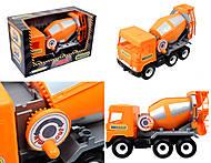 Бетономешалка «Multi truck», 39311, отзывы