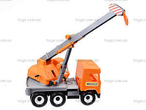 Машина - кран серии «Multi truck», 39313, игрушки