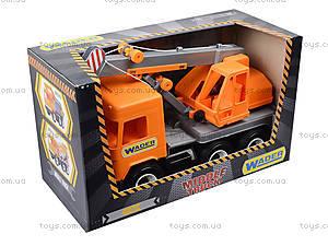Машина - кран серии «Multi truck», 39313, детские игрушки