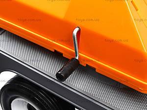 Машина - кран серии «Multi truck», 39313, магазин игрушек
