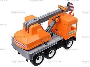 Машина - кран серии «Multi truck», 39313, toys.com.ua