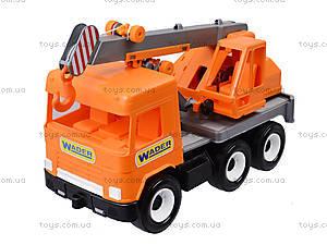 Машина - кран серии «Multi truck», 39313, toys