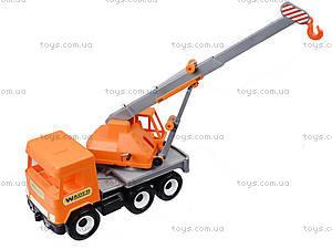 Машина - кран серии «Multi truck», 39313, іграшки