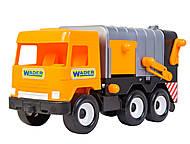 Машина - мусоровоз «Multi truck», 39312, купить