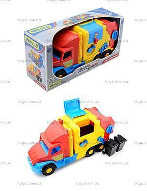 Машина-мусоровоз «Super Truck», 36580