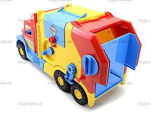 Машина-мусоровоз «Super Truck», 36580, отзывы