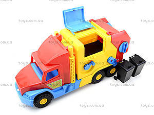 Машина-мусоровоз «Super Truck», 36580, цена