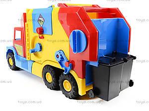 Машина-мусоровоз «Super Truck», 36580, игрушки