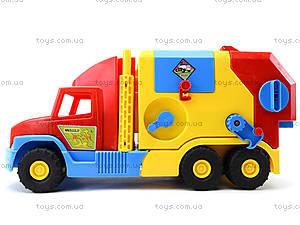 Машина-мусоровоз «Super Truck», 36580, детские игрушки
