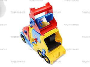 Машина-мусоровоз «Super Truck», 36580, магазин игрушек