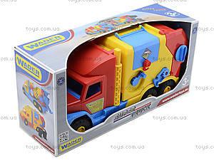 Машина-мусоровоз «Super Truck», 36580, toys.com.ua