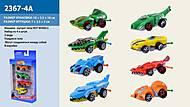 Машина - мутант типа «Хот Вилс», 2367-4A, купить