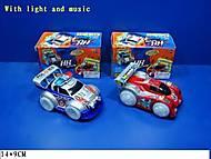 Машина с музыкой, светом, 89-259, фото